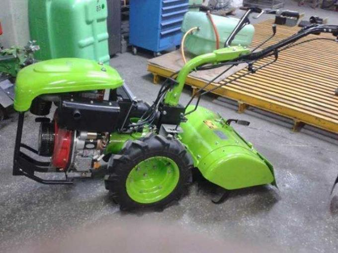 KA178F Forced Air Cooled Engine Rate Speed 3000 / 3600rpm For Mini - Tillers Use