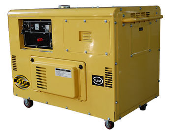 Trung Quốc Soundproof Small Diesel Generators , Residential Diesel Backup Generator nhà cung cấp