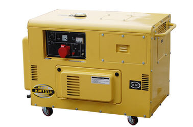 Trung Quốc 50HZ Triple Phase Small Diesel Generators For Home Backup , 10kva Silent Diesel Generator nhà cung cấp