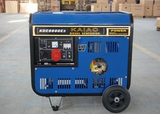 Trung Quốc Open Frame Electric Start Diesel Generator With Kaiao Air-Cooled Engines nhà cung cấp