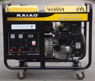 Trung Quốc 10kva 3 Phase Gasoline Generator Set With Original USA Kohler Engines 50HZ nhà cung cấp