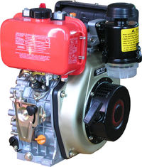 Trung Quốc Low Speed 10Hp Air Cooled Diesel Engine For Agriculture Machines KA186FS nhà cung cấp