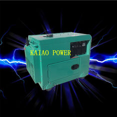 Trung Quốc Backup Small Diesel Generators 5.0KW 72dB Noise Level , 912*532*740mm nhà cung cấp