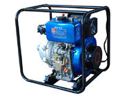 Electric Start 3 Inch Water Pump High Pressure , Water High Pressure Pump