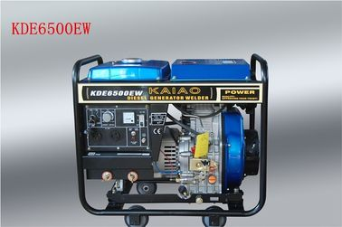 Trung Quốc DC180A Open Frame Diesel Welder Generator 2KW AC Single Phase For Home nhà phân phối
